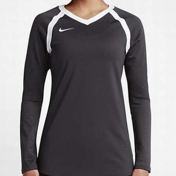 de5194717b87  NEW  Nike Volleyball Mesh Longsleeve Women s